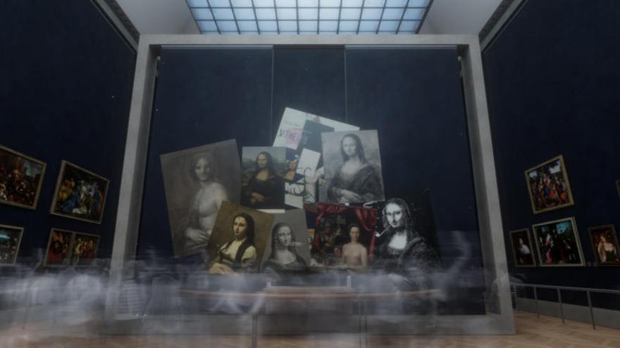 Da Vinci conquista París