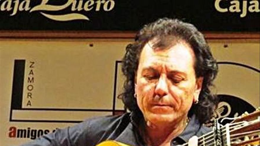 Flamenco con Miguel de Tena y Antonio Carrión en Alicante
