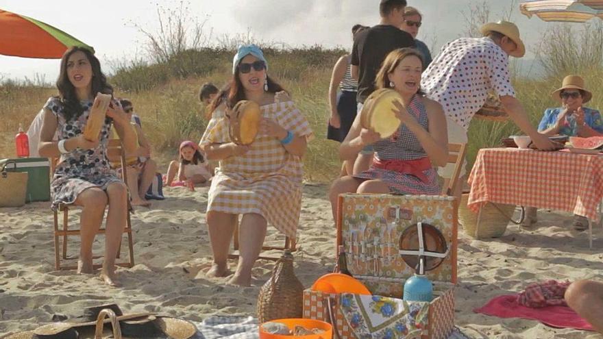 La 'Xota de Corcubión' protagoniza la segunda entrega del programa musical 'Son da ribeira'