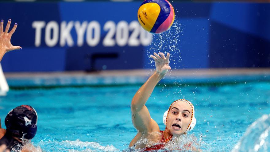 Tokio 2020, waterpolo femenino: Final