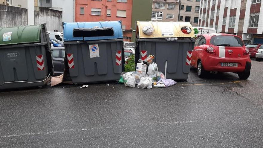 """El PP alerta del """"proceso de deterioro"""" del servicio de basuras de la Mancomunidade"""