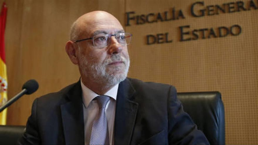 Mor el fiscal general de l'Estat, José Manuel Maza