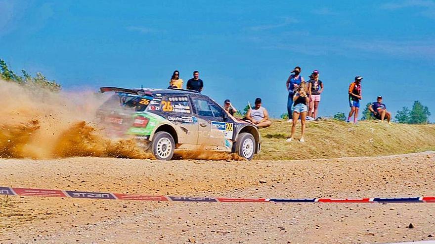 Máster para Team Vilariño en Letonia