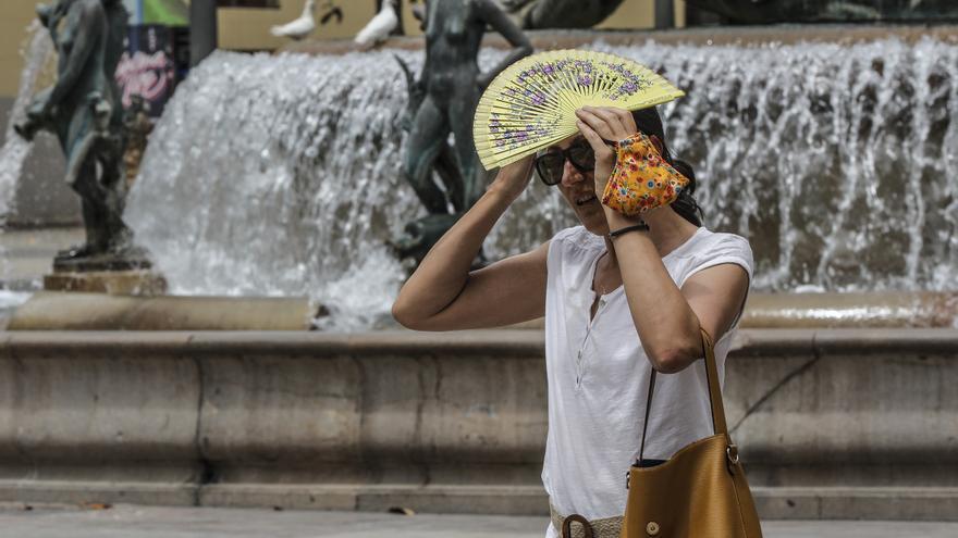 Municipios de la C. Valenciana dónde hoy hará más calor