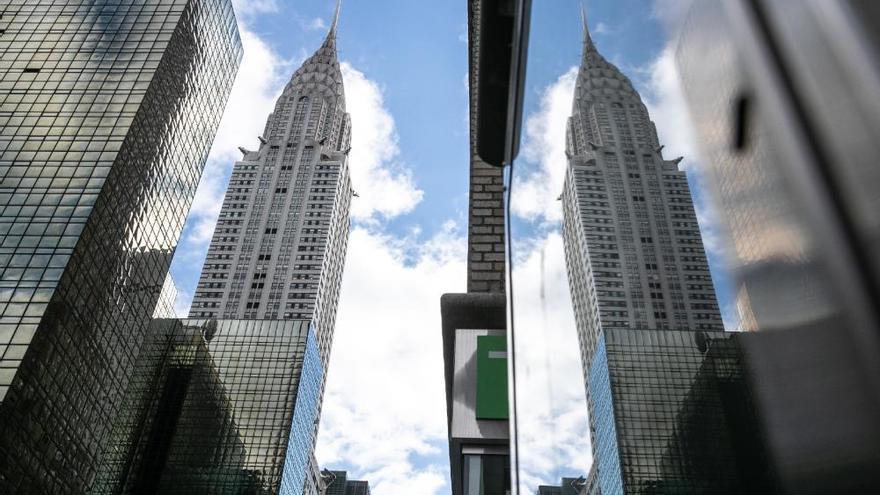 L'Edifici Chrysler de Nova York, en venda