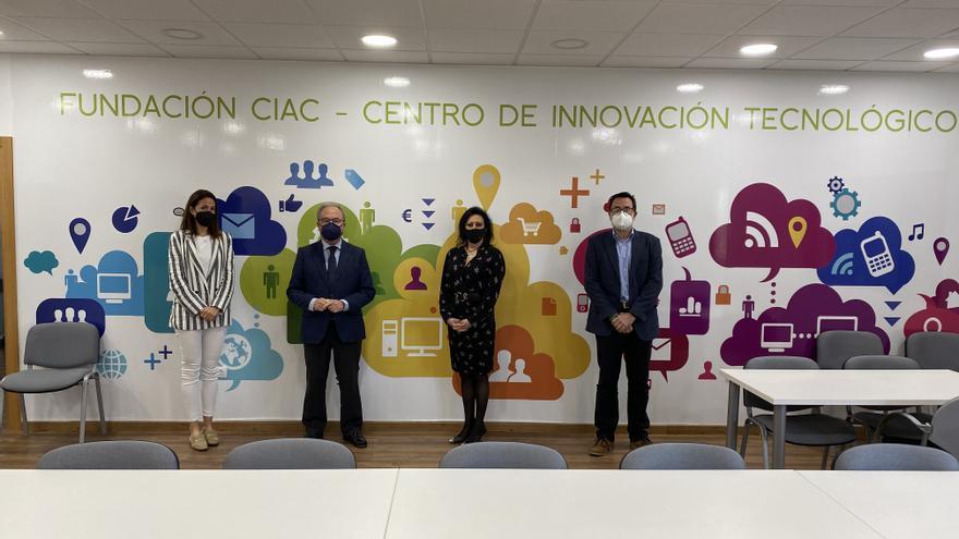 CECO conoce los proyectos de innovación en construcción sostenible que desarrolla la Fundación CIAC