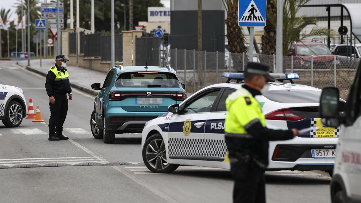 Rechazada la medida cautelar sobre los nuevos horarios de la Policía Local de Sant Joan