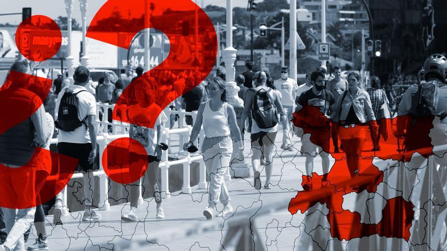"""Asturias estrena el nuevo """"4 Plus"""": así cambian las restricciones en los ocho concejos afectados"""