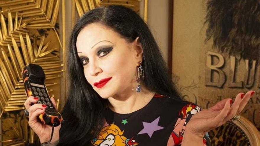 Alaska relevará a Concha Velasco en 'Cine de Barrio'
