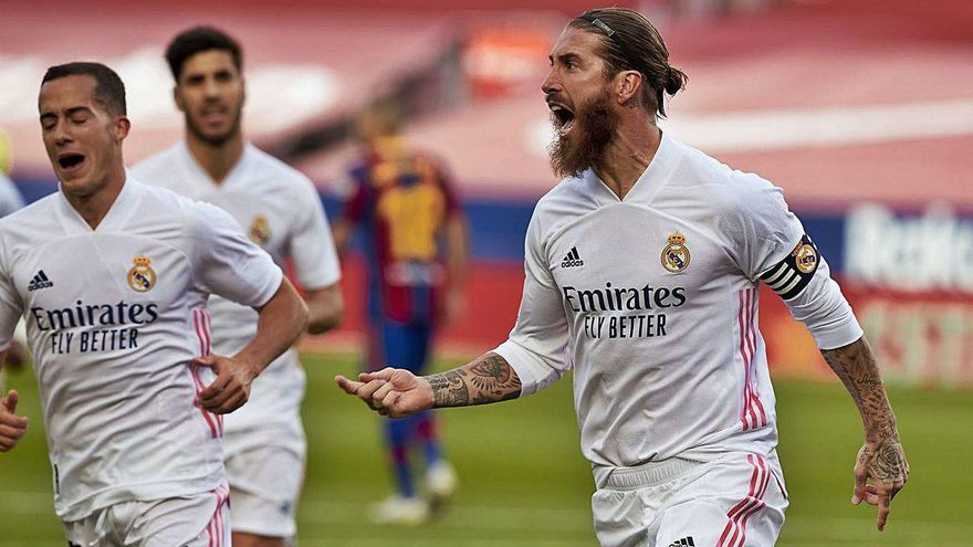 El Madrid se examina contra el Huesca