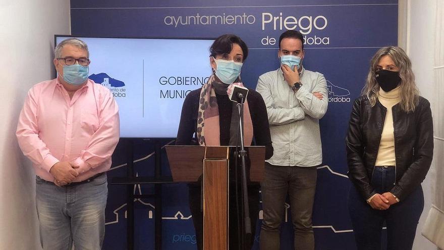 Priego adopta medidas de urgencia ante el repunte de positivos en los últimos 14 días