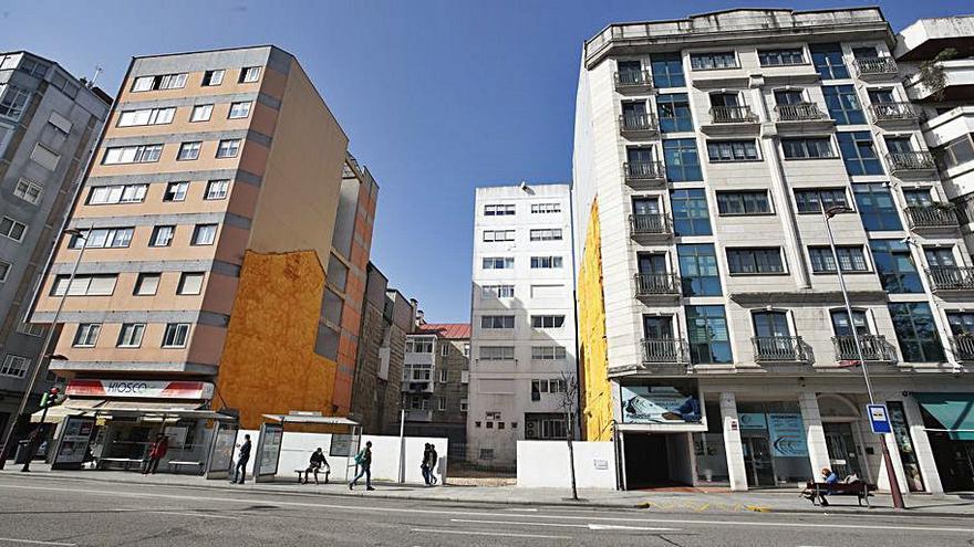La nueva vivienda se consolida en Vigo: Castrelos sumará un edificio con 12 pisos