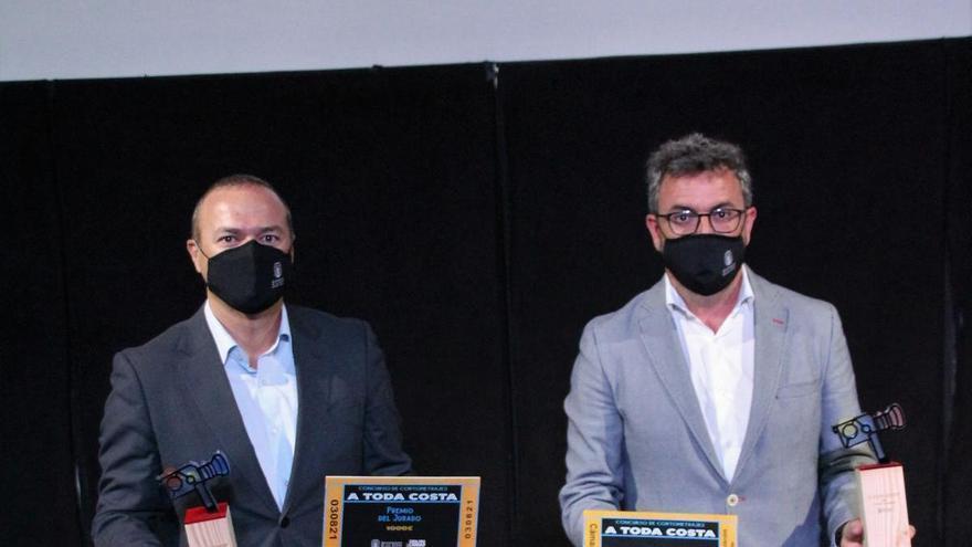 El Ayuntamiento premia el talento audiovisual con el concurso de cortometrajes 'A toda costa'