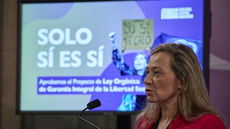 """Victoria Rosell: """"Las empresas de vientres de alquiler atentan contra los derechos de la mujer"""""""
