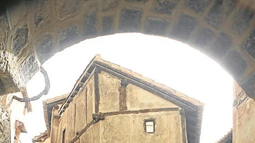 Albarracín, restaurada hasta la perfección