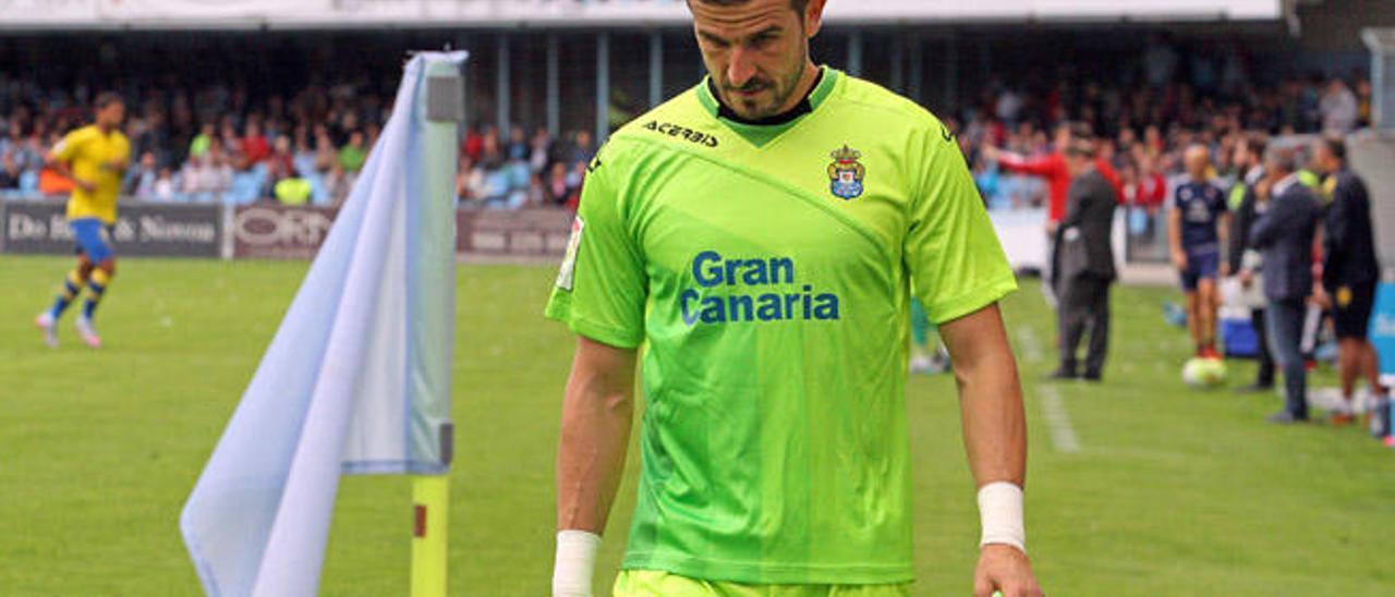 Amargo regreso de Varas a Vigo