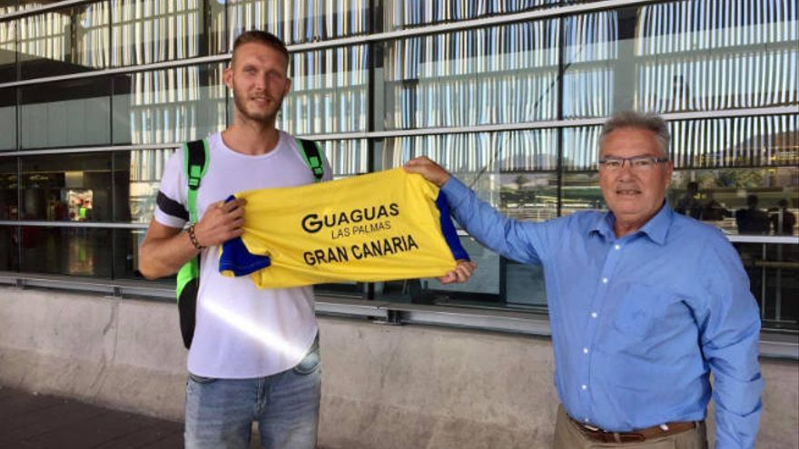 El Guaguas jugará la segunda competición continental