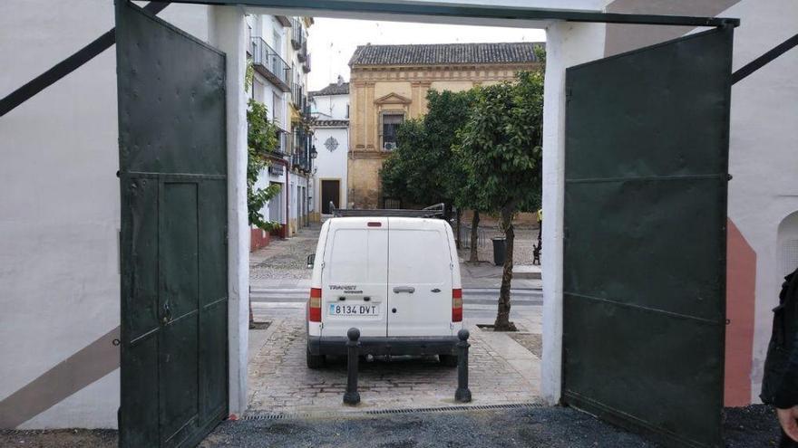 Infraestructuras abre el solar del cine Andalucía para el uso de los vecinos