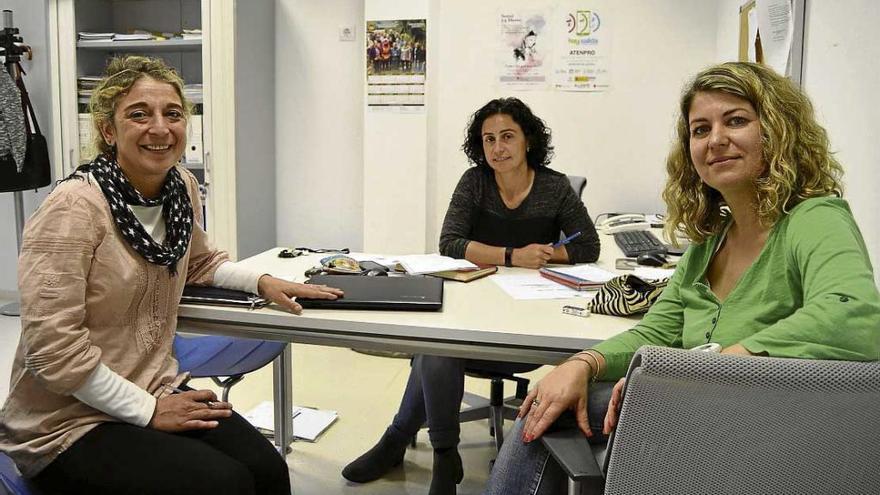 Incorporación de una educadora de calle para la atención de los jóvenes