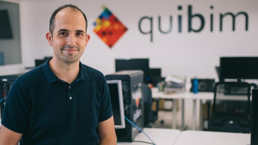 La valenciana Quibim capta 8 millones de financiación