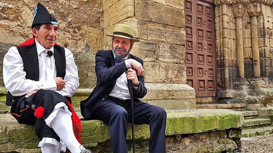 Claudio Luanco viaja 128 años en el tiempo