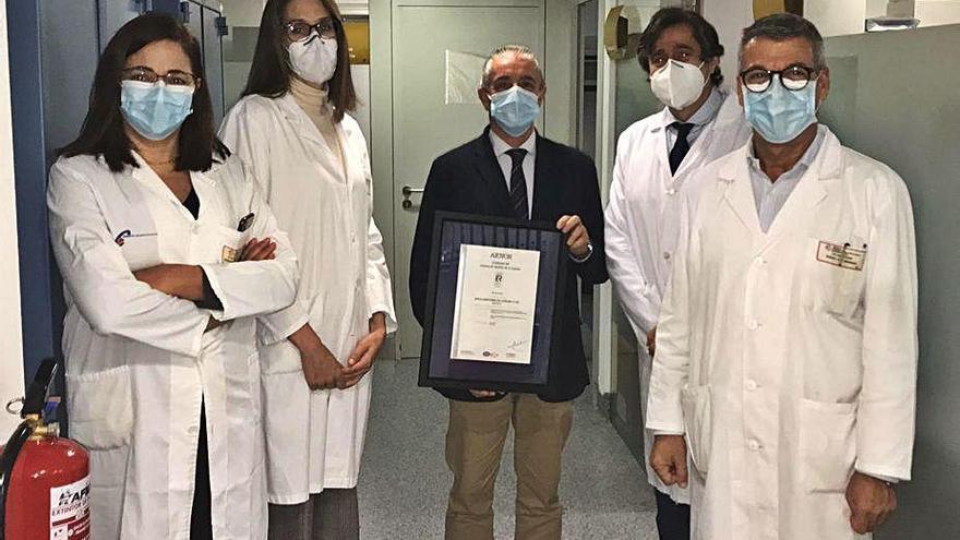 El Biobanco coruñés aporta muestras de pacientes Covid a proyectos de investigación