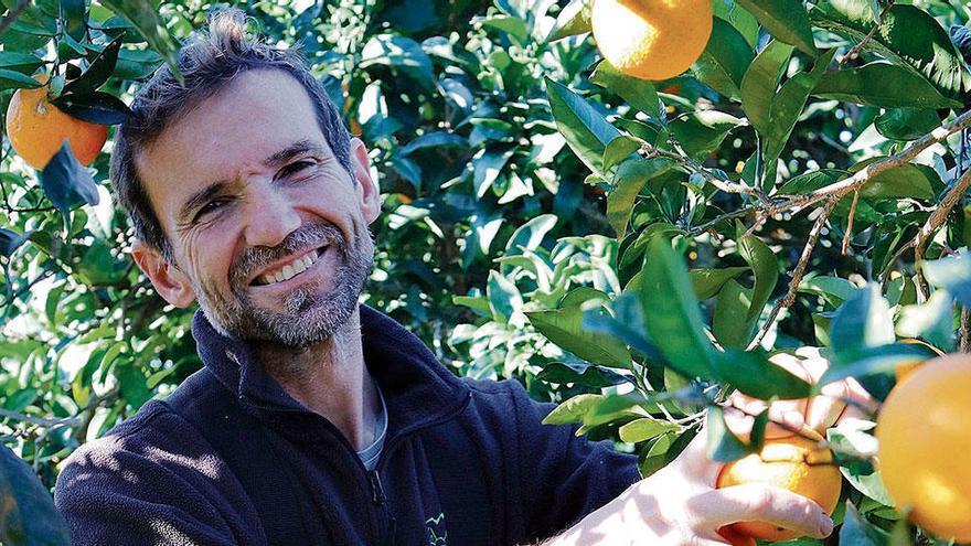 Beim Biobauer Pedro Osuna gibt's alles aus einer Hand