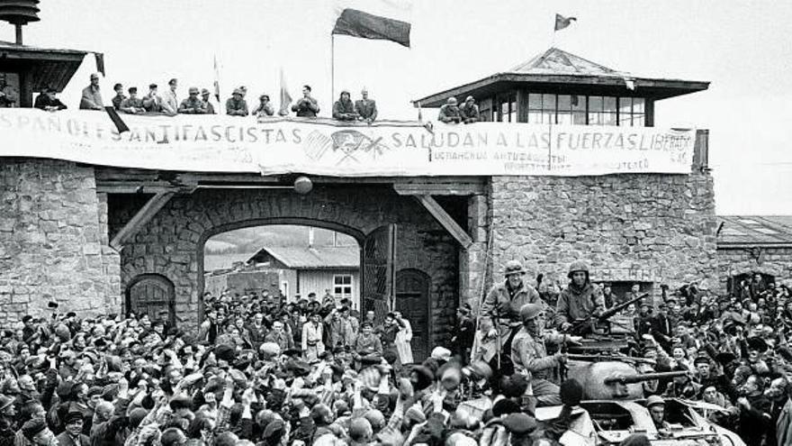 Mauthausen: el darrer mort va ser un bagenc  a mans d'un altre català