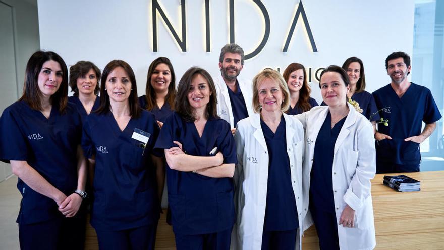 Fecundación in vitro en Clínica Nida: cuando la paciente es lo primero