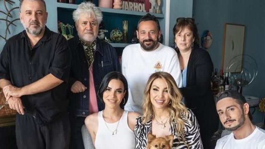 La malagueña Daniela Santiago rodará con Almodóvar