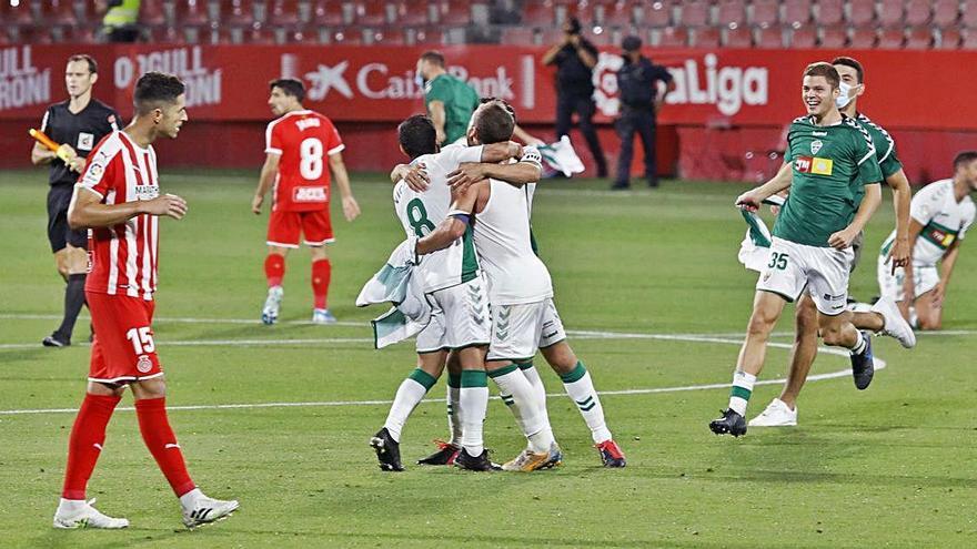 El cinquè «play-off» desaprofitat pel  Girona del segle XXI
