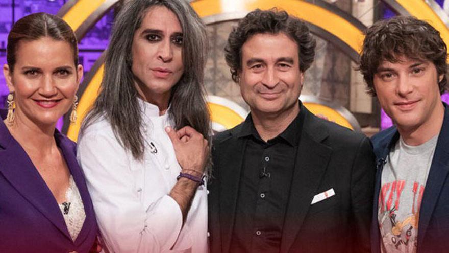 Mario Vaquerizo regresa a 'MasterChef Celebrity'