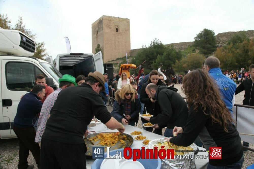 Celebración de San Clemente en Lorca