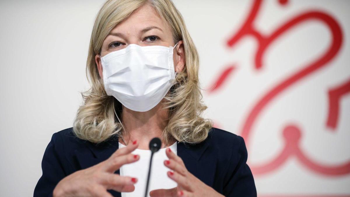 El Consell multa en un mes a 3.252 personas por no llevar mascarilla