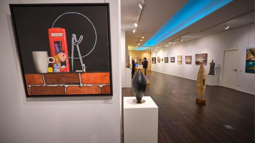 El Claustre apuntala joves artistes emergents unint-los en una col·lectiva