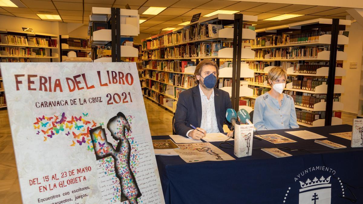 Presentación actividades de la Feria del Libro