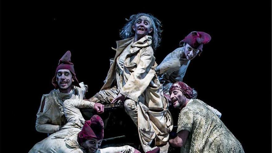Marat/Sade (Atalaya Teatro)