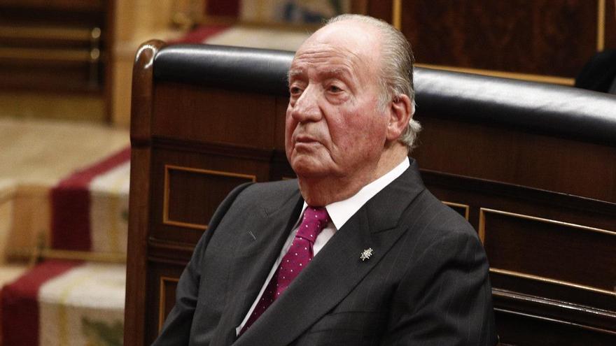 Podemos y los socios del Gobierno piden investigar la regularización de Juan Carlos I