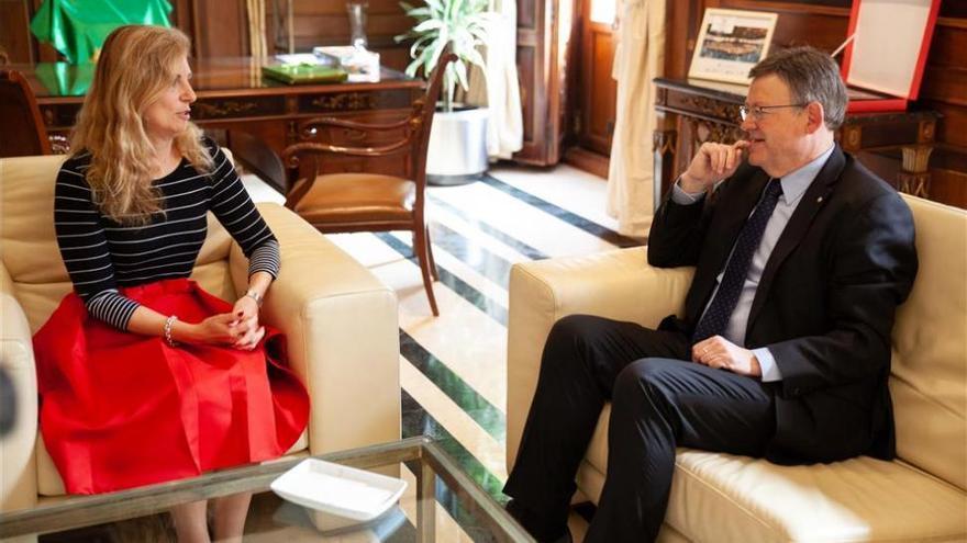 """Puig culpa a Rajoy de """"inmovilismo radical"""" sobre la financiación autonómica"""