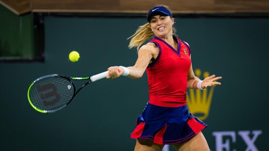 La tenista gironina Paula Badosa optarà al seu primer gran títol a Indian Wells