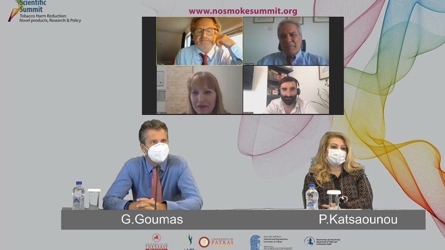 Médicos de 26 países crean una asociación para impulsar la reducción de daño del tabaco