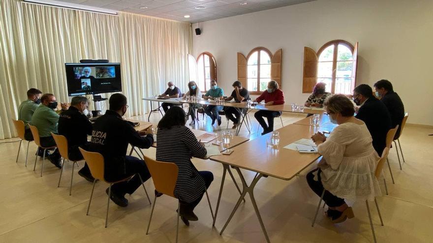 Sant Josep alerta del posible aumento de fiestas ilegales en viviendas turísticas