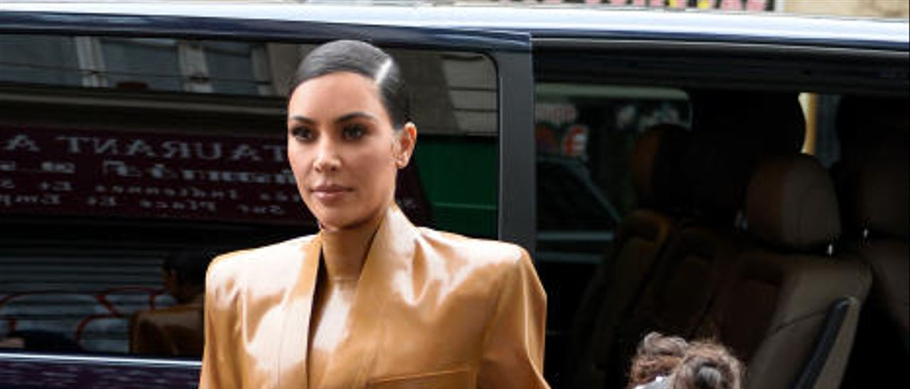 Los looks de las Kardashian en la Paris Fashion Week