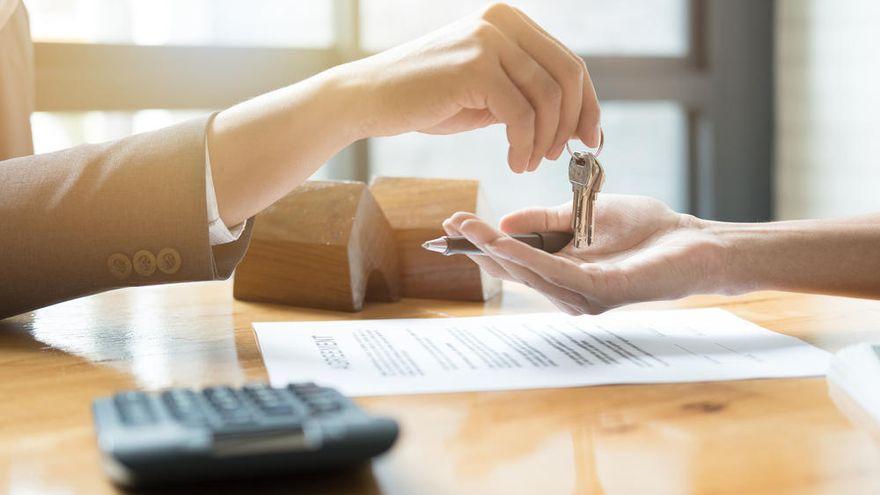 Las hipotecas de vivienda por extranjeros en Canarias cayó un 11,5% en 2020