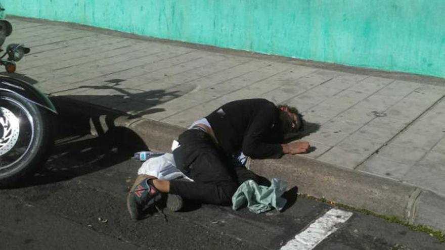 La AV Azorín destaca una mejora generalizada en la atención de los 'sin techo'