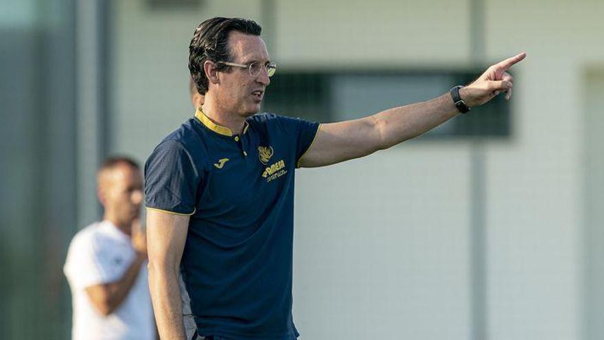 "Emery: ""Estamos buscando ritmo e intensidad"""