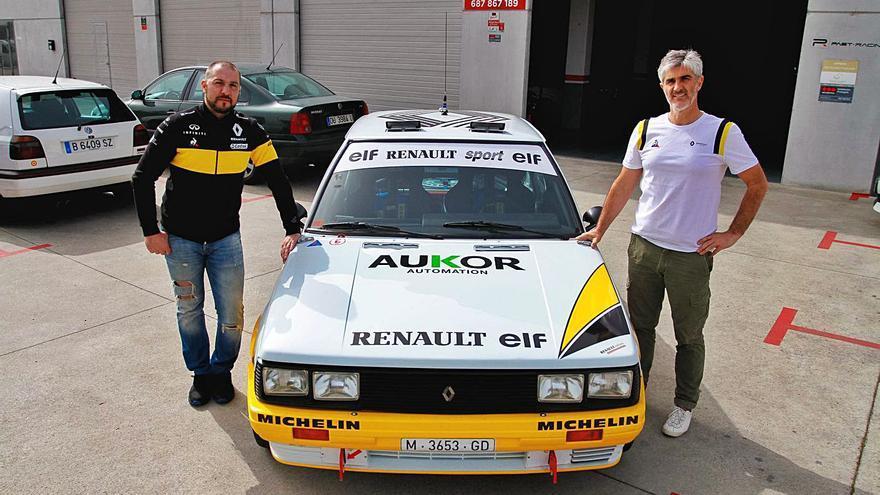 Aventura europea para el Aukor Racing