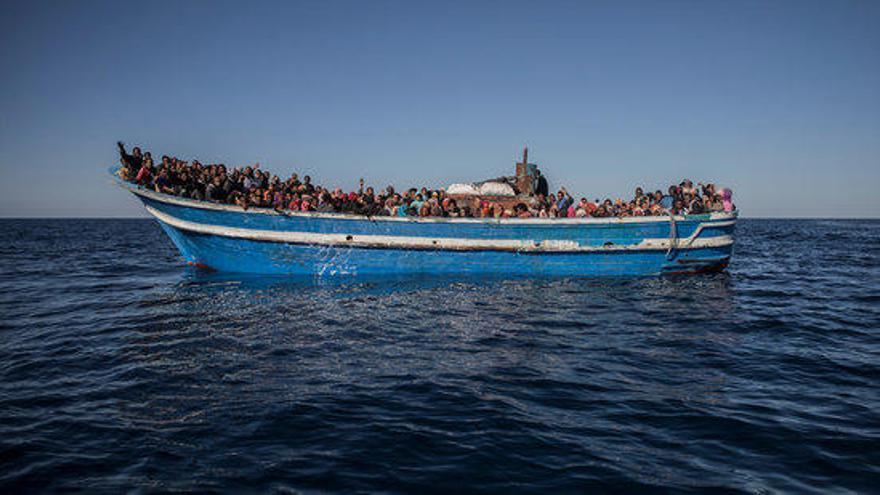 S'estrena 'Cartas mojadas', documental sobre Open Arms al Mediterrani