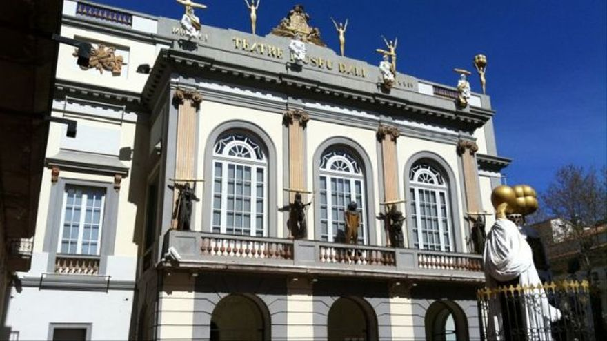Sorteig de quatre entrades dobles per al Teatre Museu Dalí