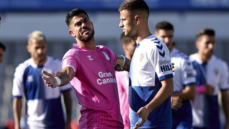 Liga Smartbank: CD Sabadell 3 - 1 UD Las Palmas